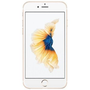 "Apple iPhone 6S Plus MN2V2BZ 32GB Anatel Retina 5,5"" Câm 12MP/5MP iOS - Dourado"