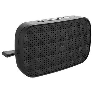 Speaker Motorola Sonic Play 100 SP006 BK 1.5 W