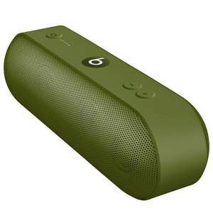 Speaker Beats Pill+ MQ352LL/A com Bluetooth - Verde