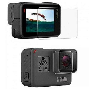 Película Protetora para Lentes e Display da GoPro Hero 5 Quanta QTSCA300