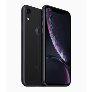 "Apple iPhone XR A2105 64GB Tela Liquid Retina 6.1"" 12MP/7MP iOS - Black"