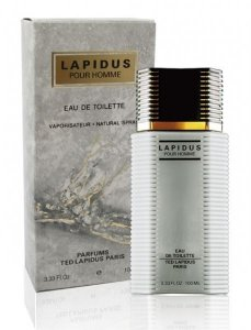 Perfume Lapidus Eau de Toillete Ted Lapidus Masculino 100ml