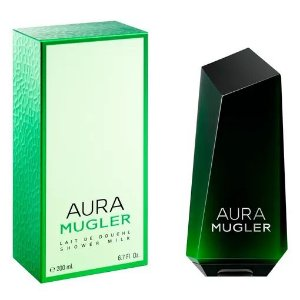 Hidratante Corporal Mugler - Aura Body Lotion - 200ml