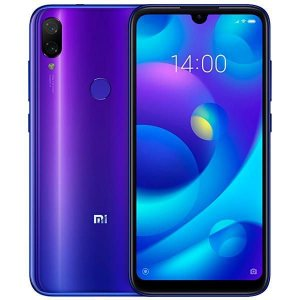 "Smartphone Xiaomi Mi Play Dual SIM 64GB de 5.84"" 12+2MP/8MP OS 8.1.0 - Azul Neptune"