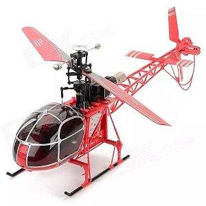 Helicoptero V915 Lama - 04 Ch 2.4ghz - Wltoys