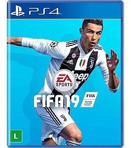 Jogo para PlayStation 4 EA Sports FIFA 2019