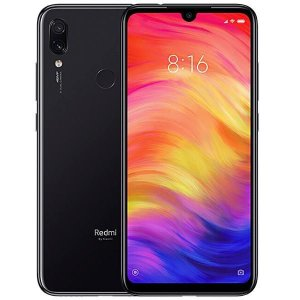 "Smartphone Xiaomi Redmi Note 7 Dual SIM 128GB de 6.3"" 48+5MP/13MP OS 9.0 - Space Black"