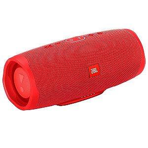 Speaker JBL Charge 4 com Bluetooth/Auxiliar/USB e Bateria 7.500 mAh