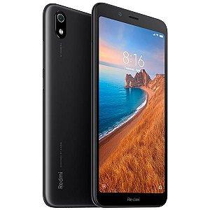 """Smartphone Xiaomi Redmi 7A Dual SIM 32GB de 5.45"""" 12MP/5MP OS 9.0 - Matte Black"""