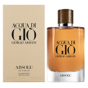 Acqua Di Giò Absolu Giorgio Armani Perfume Masculino - Eau de Parfum 125ML