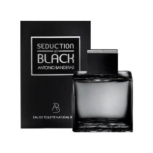 Perfume Antonio Banderas Seduction in Black 100ml