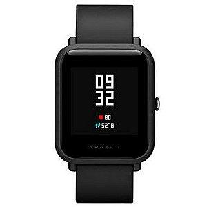 Smartwatch Xiaomi Bip lite  com Bluetooth/GPS - Preto