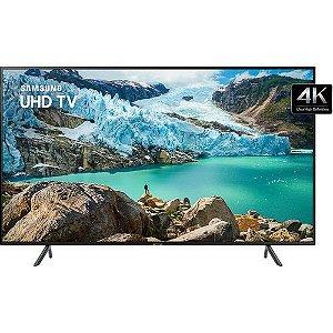 "TV LED Samsung 65"" 65RU7100 UHD 4K Smart, Bluetooth, HDMI, USB, Controle Remoto Único, HDR Premium"
