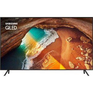 "TV QLED Samsung 49"" 49Q60R UHD 4K Smart, Tela de Pontos Quânticos, HDR 500, Modo Ambiente, HDMI, USB"