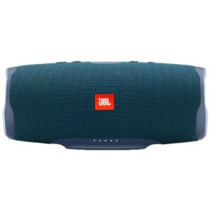Speaker JBL Charge 4 30 watts RMS com Bluetooth/USB Bateria 7.500 mAh - Azul