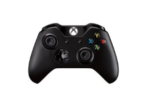 Controle Console Xbox One S Preto Wireless P2
