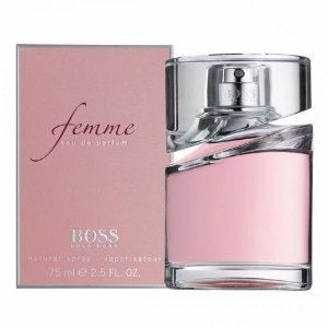 Perfume Hugo Boss Femme 75ml Eau De Parfum Feminino