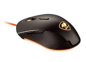 Mouse Gamer Cougar Minos X2 Gaming Preto 3000Dpi