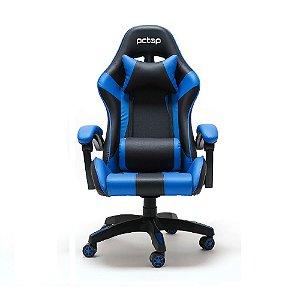 Cadeira Gamer Pctop Pgb Azul