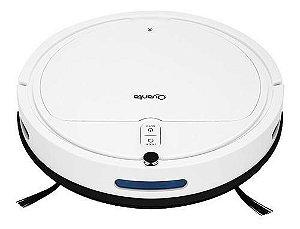 Robô Aspirador De Pó Quanta Qtrl4000 Robot - Branco + Nfe