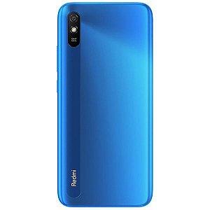 """Smartphone Xiaomi Redmi 9i Dual SIM 128GB de 6.53"""" 13MP / 5MP OS 10 - Sea Blue"""