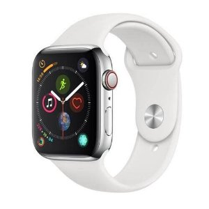 Apple Watch Series 4 44MM GPS Prata - Produto de Vitrine