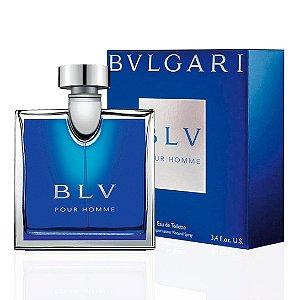 BLV Pour Homme Bvlgari Perfume Masculino - Eau de Toilette 100ml