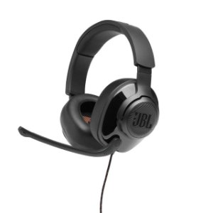 Headset Gamer JBL Over-Ear Quantum 300 - Preto