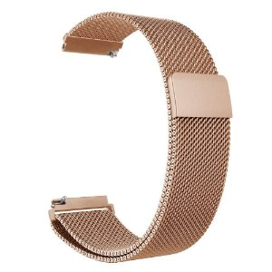 Pulseira 22mm milanese Para smartwatch