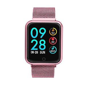 P68 Relógio inteligente multi-esporte