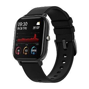 Colmi P8 GTS Preto Smartwatch Full-Touch