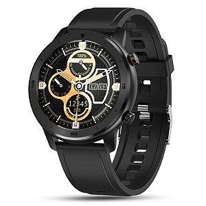 DT78 Smartwatch Fulltouch Preto