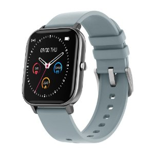 Colmi P8 GTS Cinza Smartwatch Full-Touch