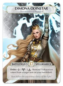 Dimona Odinstar Exclusive Phoenixborn