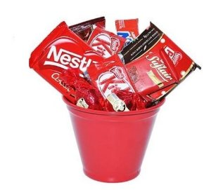 Chocolates pra ELA