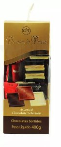 Tablets Chocolates Elit In Pieces 400g