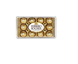 Ferrero Rocher 12 bombons