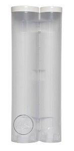 Dispenser Combinado p/ Copos de Água e Café