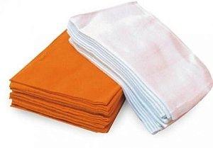 Flanela p/ Limpeza Geral - Pacote