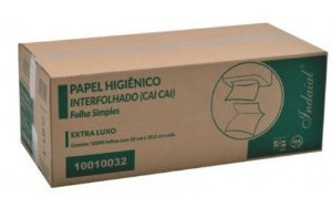 Papel Hig. Intercalado (CAI CAI)