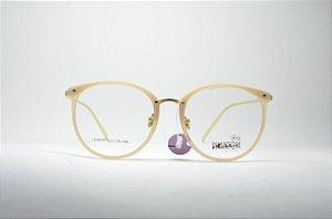 Armação para grau óculos redondo feminino rose lindo super na moda estilo  dior corujinha moda 2019 d00591ca72