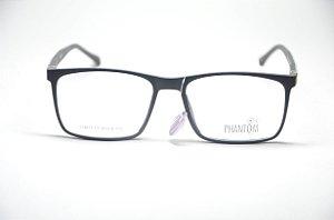 d96cc8d749878 Armação para grau óculos masculino TR multifocal resistente quadrado  qualidade moda Phantom 2019