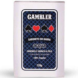 Sabonete Em Barra Acqua 120g Gambler