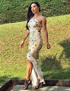 Vestido Sereia de Tiras
