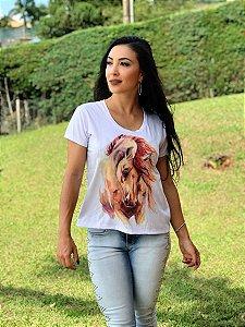 Camiseta Cavalo Selvagem