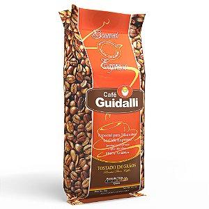 Café Guidalli Expresso Gourmet 1kg . Preço para pedido de 5 kgs.