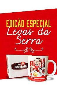 Kit Leoas da Serra. 3 kgs Café Especial das Leoas + 1 caneca Leoas + 1 boné Leoas