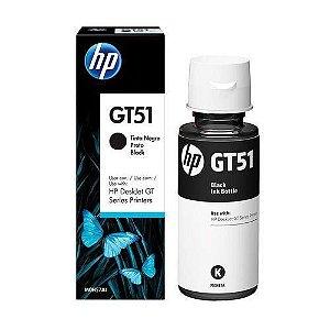 Refil de Tinta HP GT 51 | GT 5822 - Preto | Black (M0H57AL) - Original