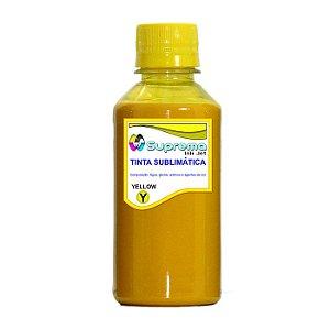 Tinta Sublimática Amarelo para uso em Epson Ecotank e Bulk Ink - Suprema