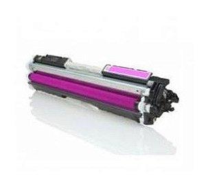Toner HP CP1025 | CP1025NW | M175A | M275A | CE313A - Magenta | Vermelho -  Premium